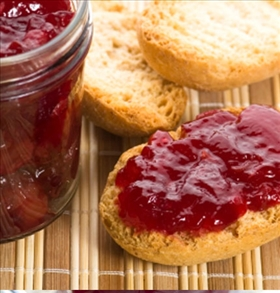 Light (sweet) Cherry Jelly – No Sugar Needed Pectin