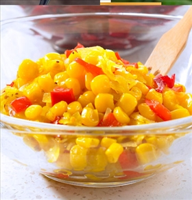 Sweet & Hot Corn Relish