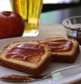 Apple Cider Butter