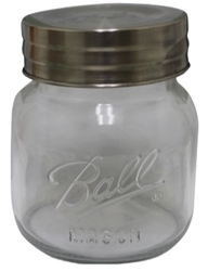 Heritage Half Gallon Jar