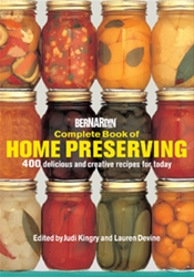 Complete Book on Preserving