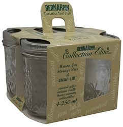 Collection Elite Bernardin Jar 250 ml