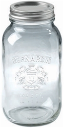 Regular 1L Bernardin Jar