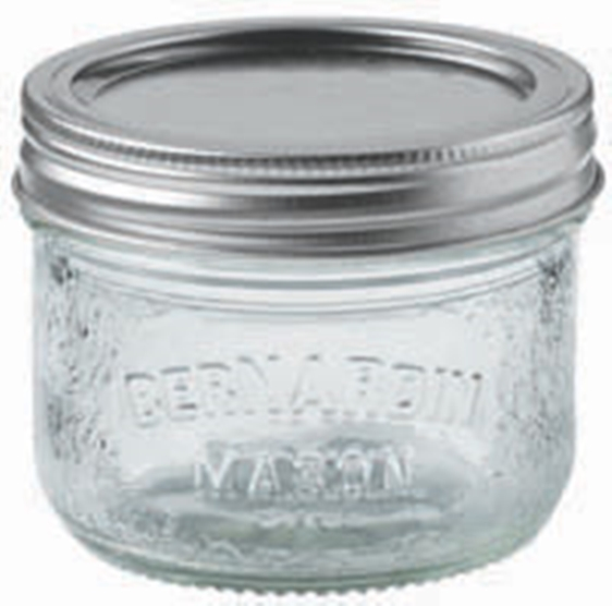 Bernardin Home Canning Decorative Mason Jar 40 Ml Wide Mouth New Decorative Lids For Canning Jars