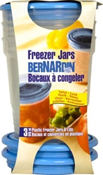 946 ml Plastic Freezer Jars